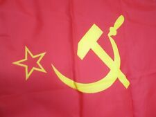 Huge 3x5 ft Flag of Soviet Union Russia Russian Ussr Communist Russia New