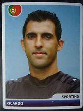 Panini 244 Ricardo Sporting UEFA CL 2006/07