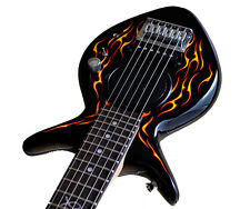 Firefish Guitar - Black with speaker