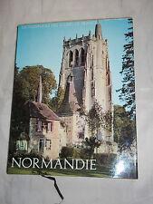 """""""DICTIONNAIRE DES EGLISES DE FRANCE - NORMANDIE"""" (1968) R. LAFFONT"""