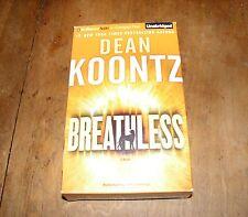 BREATHLESS by DEAN KOONTZ UNABRIDGED CD