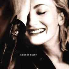 CD 12T PATRICIA KAAS LE MOT DE PASSE (PASCAL OBISPO) DE 1999 TBE