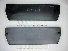 """STK4278L  """"Original"""" SANYO  24P SIP IC  2  pcs"""