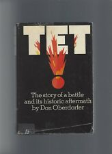 TET, 1st edition,1971, don oberdorfer, ** ( free shipping )