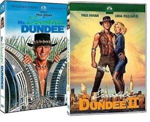 Dvd Mr. Crocodile Dundee 1-2 (2 DVD) ......NUOVO