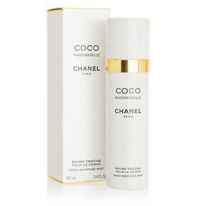 CHANEL COCO MADEMOISELLE BODY Fresh Mist