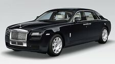 Rolls Royce Ghost Ewb Diamond Black 2012 1:43 Model TRUE SCALE MINIATURES