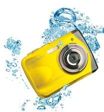 Easypix W1024 splash Unterwasserkamera Camcorder - gelb / 10MP / 3m / 2.4 TFT