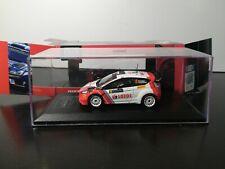 1/43 IXO Diecast Club Ford Fiesta WRC Kubica Rally Monte-Carlo WRC 2016 Lotos