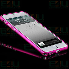 Hot Pink Thin Metal Aluminium Bumper Frame Case For Apple iPhone 6s Plus