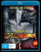 Road Games (Blu-ray) THRILLER Jamie Lee Curtis [All Regions] NEW/SEALED