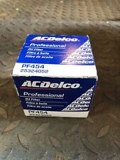 PF454 AcDelco Professional Oil Filter