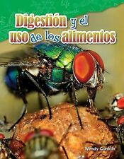 Science Readers Content and Literacy: Digestión y el Uso de los Alimentos...
