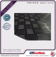 Genuine Hitech Renault Captur Rubber Boot Liner Mat 2013- Chequered