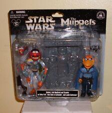 Disney Star Wars Muppets Animal Scooter Hogthrob Boba Fett Lando Han Carbonite