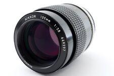 Nikon Nikkor Ai 135mm f/2.8 Manual Focus Lens from Japan #1228