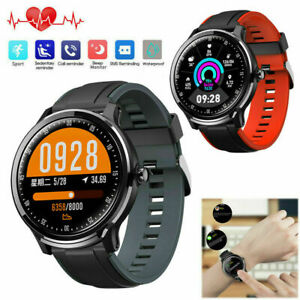 Men Women Smart Watch Health Monitor Sport Wristband Phone Mate for iOS Android
