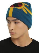 Marvel X-Men Hat Cyclops Suit Knit Winter Beanie Ski Knit