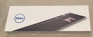 RARE NEW SEALED Dell Premier Wireless Keyboard WK717 3-Device Bluetooth FREE S&H