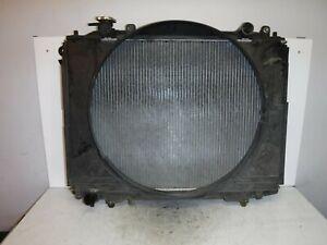 Ford Ranger 07-09 2.5 Diesel Calsonic Radiator
