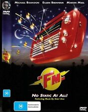 FM - NO STATIC AT ALL (1978)  DVD - UK Compatible - sealed