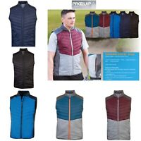 Proquip 2020 Therma Excel Tour Windproof Sleeveless Wind Gilet Body Warmer Vest