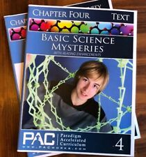 Paradigm Accelerated Curriculum: Basic Science Mysteries: Text/Activity #4