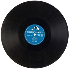 ELVIS PRESLEY: Hound Dog / Don't Be Cruel UK HMV POP. 249 Rock Classic 78 HEAR