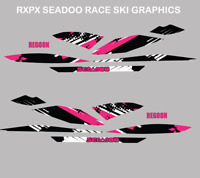 Seadoo RXPX Racing Graphics /new style