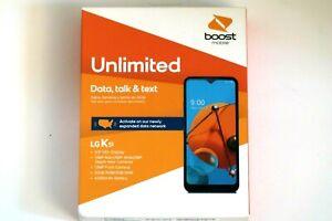 Brand New LG K51 32GB Titan Gray Prepaid Boost Mobile Sealed 13MP Camera
