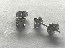 Orecchini Punto Luce in oro 18 Kt e diamanti naturali ct 0,12 PREZZO IMBATTIBILE