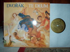 DVORAK: Te Deum Psalm 149 Hymn > Benackova Neumann / Supraphon Germany digital