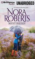 Mysterious by Nora Roberts (2012, Compact Disc, Unabridged edition)