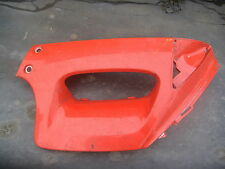peugeot speedfight l/h front infill panel fairing &triangular ribbed front panel