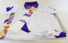 Vintage Boxed Child's Real Madrid Football Strip Size 4