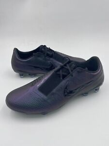 Nike Phantom Venom ELITE FG Soccer Cleats Black AO7540-010 Men's Sz 11