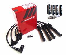 KIA Sportage K00 2.0 118/128 Cv Silicona Ht Cable De Encendido Set + Tapones