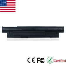4-cell Battery  312-1387 4DMNG 4WY7C for  Dell Inspiron 14 14R 15 15R 17 17R