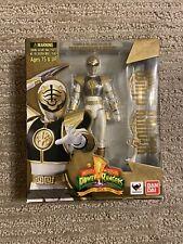 Power Rangers SH Figuarts White Ranger 2013 Ed.