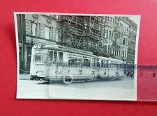 Foto Dresden Strassenbahn Linie 7 Weixdorf von 1959   ( 35660
