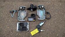 Vauxhall Corsa B Mk1 1.0 X10XE ECU Transponder Ignition Barrel Lock Set & Key