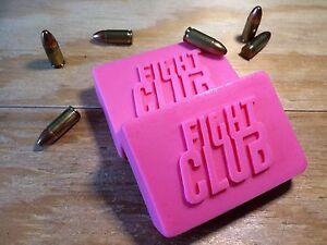 Fight Club Soap Men's Gift Party Favor Original Shape of Soap