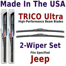 Buy American: TRICO Ultra 2-Wiper Blade Set fits listed Jeep: 13-21-21