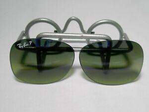 New Ray-Ban 2132 New Wayfarer G-15 Polarized Glass Replacement Lenses 52 rb5bp52