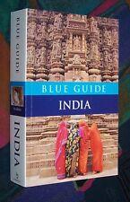 INDIA (Indien) - Delhi Goa Agra Lucknow Kashmir Mumbai ... # 2012 BLUE GUIDE