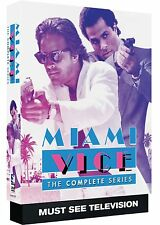 Miami Vice: Complete Classic 80s TV Series Seasons 1 2 3 4 5 DVD Boxed Set NEW!
