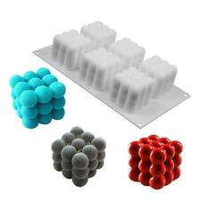 Bubble Cakes Molds 3D Cherry Silicone Nonstick Oven Safe Dessert Baking Tray