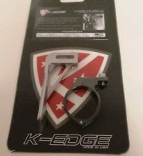 K Edge Cross Double Chain Catcher New 31.8mm Cyclo Cross NEW XL