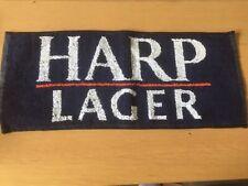Harp Lager Vintage Bar Towel