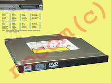 DVD ± R/W/RAM Panasonic uj-862 pata tray 9,5mm, productos nuevos, factura, garantía